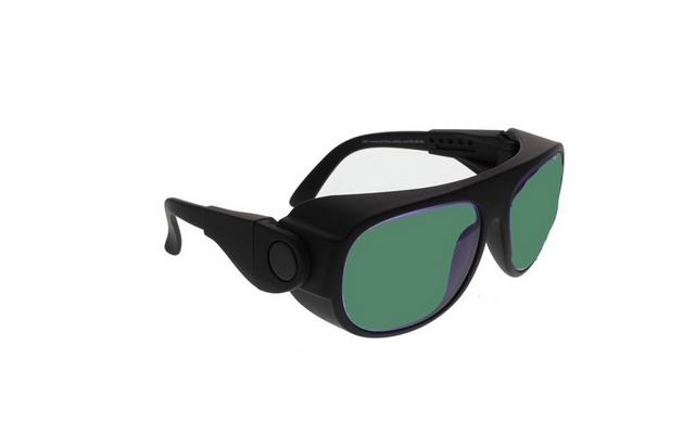 fbe817ebc9f BoroView Glass Working Spectacles in Large Plastic Safety Frame with ...